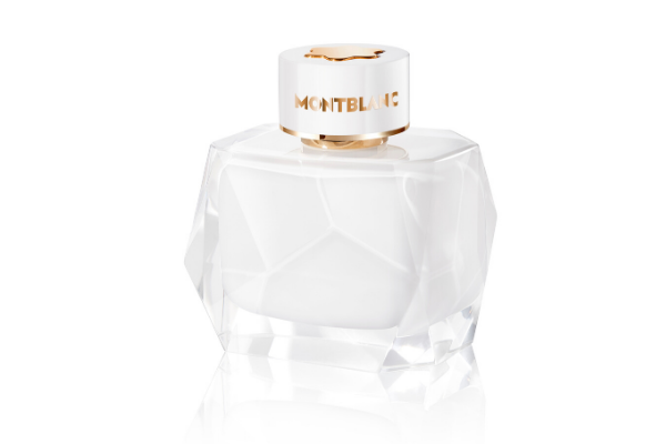 Montblanc unveils faceted women's fragrance