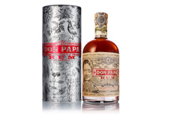Don Papa Rum: punchy art from the Philippines