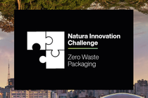 Natura's innovation pipeline focuses on zero waste packaging