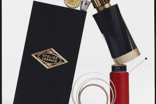 Versace signs first premium fragrance collection