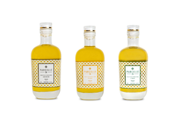 Parcelle 26 borrows from spirits for its olive oil