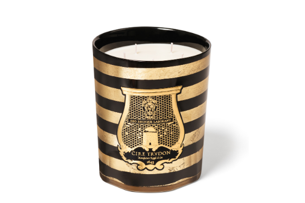 Balmain and Cire Trudon team up for premium candle