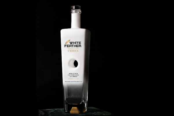 Bottle (Wine & Spirits): White Feather Vodka