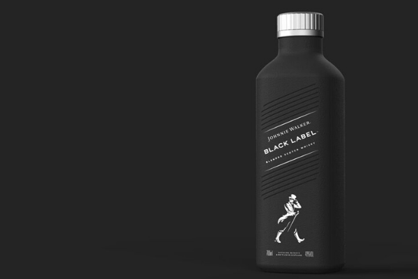 Diageo to roll out first spirits bottle made of paper