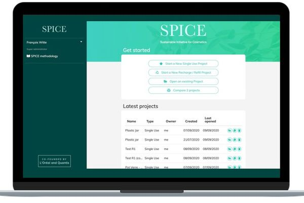 SPICE champions open innovation with beauty packaging eco-design tool