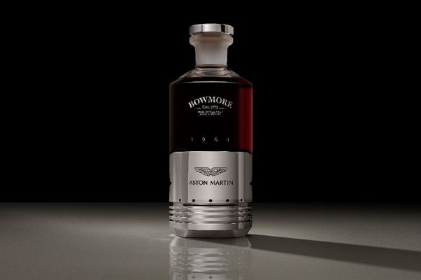Inside Aston Martin's whisky collaboration with Bowmore