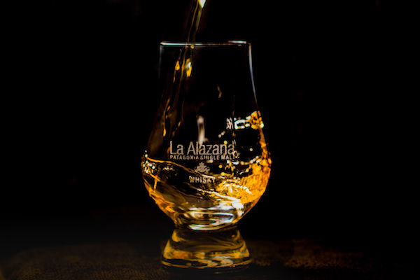 La Alazana whisky: straight from Argentina