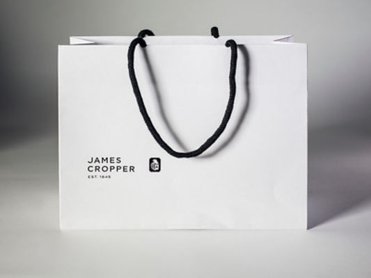 James Cropper launches first 100% recycled paper for premium packaging
