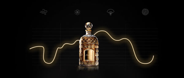 With Mindset, Guerlain explores perfume and emotion