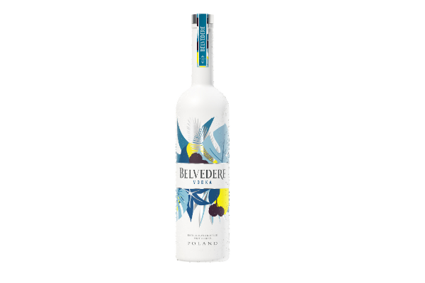 Finishing & Decoration: Belvedere Summer Limited Edition