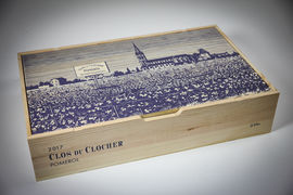 Adam patents innovative opening system for wine crates