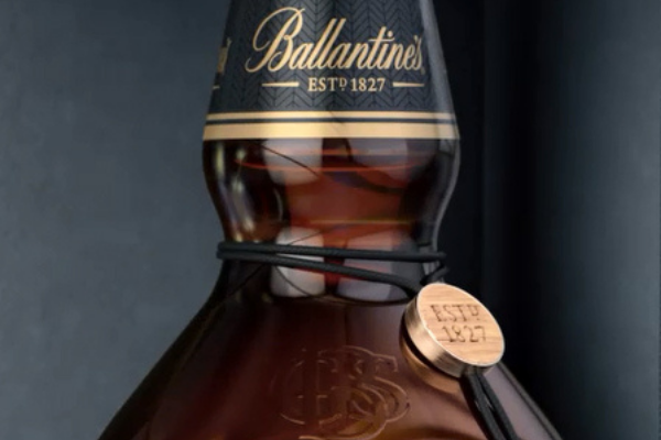 Accessories: Ballantine's Duty Free Special 23 Year Old Edition