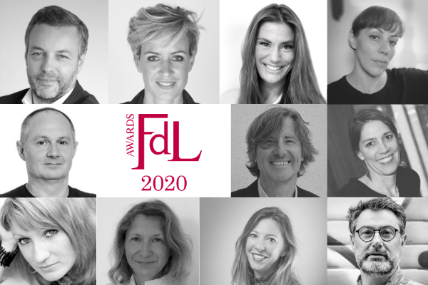 The Formes de Luxe Awards 2020 Jury