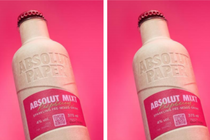 Absolut begins trialing Paboco paper bottle