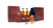 Diageo unveils premium Brora Triptych whisky to mark distillery reopening