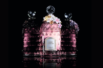 Guerlain x Lucie Touré: a Cherry Blossom creation